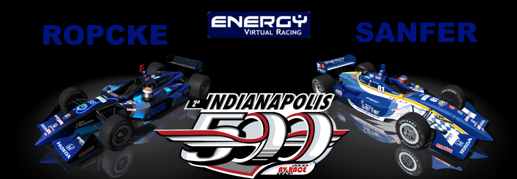 Energy Virtual Racing  500 Milhas de Indianápolis
