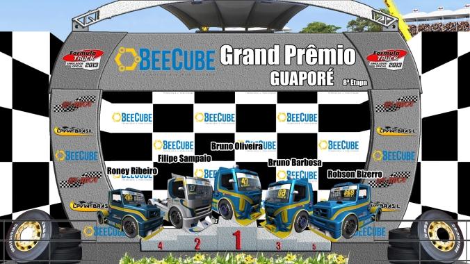 PÓDIO F-Truck AV RACE . LPVW BRASIL etapa 8 guaporé-rs
