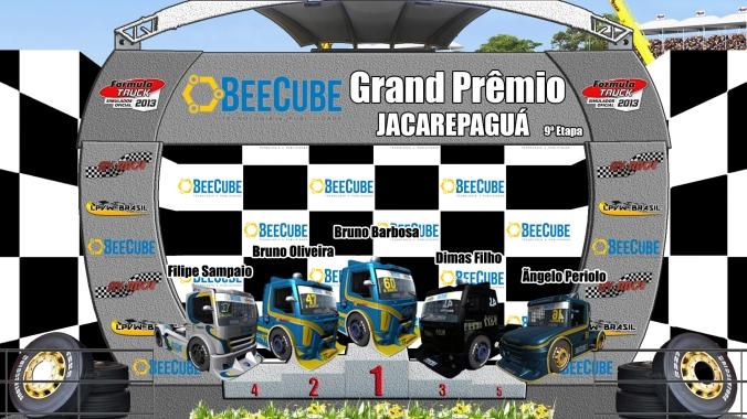 PÓDIO F-Truck AV RACE . LPVW BRASIL etapa 9 jacarepaguá-rj